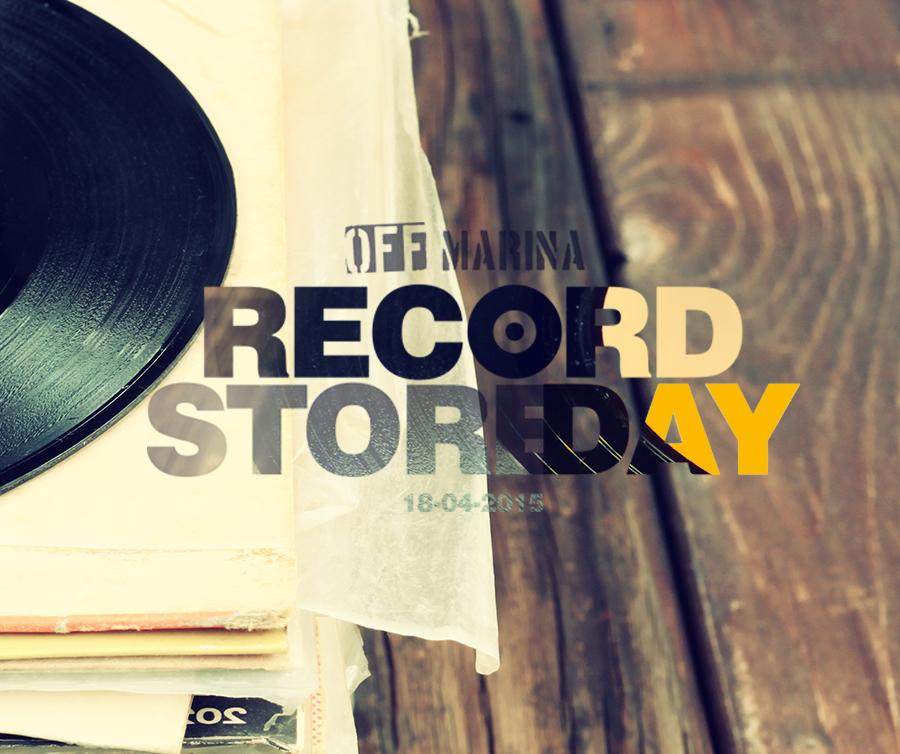 Record Store Day Szczecin w OFF Marinie.