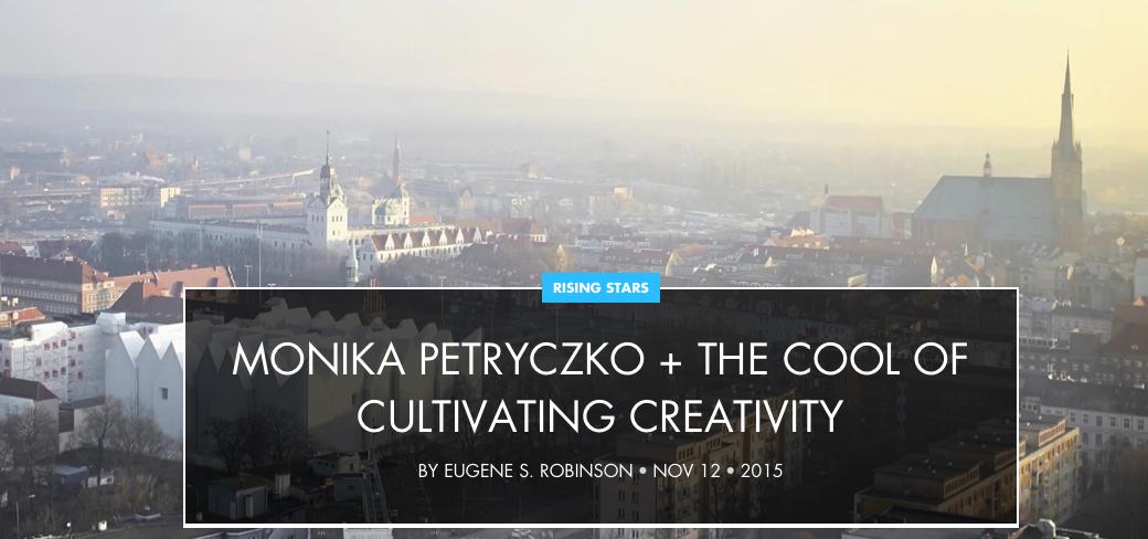 Amerykański magazyn Ozy.com o Petryczko.pl i OFF Marinie